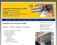 Bild Copythek & Druckservice GmbH