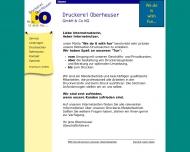 Bild Druckerei Oberheuser GmbH & Co. KG