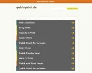 Bild Quick-Print Offsetdruck Hachenberger GmbH