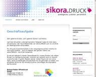 Bild Sikora Bernd Offsetdruck