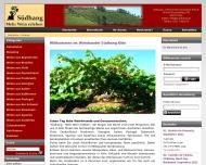 Website Sutorius Printmedien