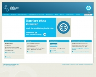 Website airkom Druckluft