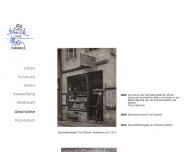 Website Donkel Juwelier