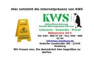 Bild KWS Kälte-Klima-Wärmepumpen-Service GmbH