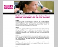 Bild Swiss Training Service GmbH Fitnessstudio