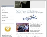 Bild KRAFTWERK Fitness- und Gesundheitsstudio GmbH