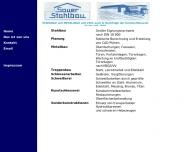 Bild Stahlbau Sauer GmbH & Co KG