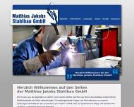 Bild Matthias Jakobs Stahlbau GmbH