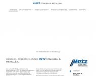 Bild Metz Stahl- u. Metalbau