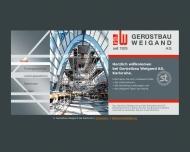 Bild Gerüstbau Weigand AG