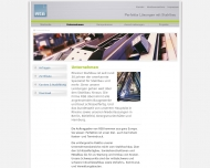Website Rheiner Stahlbau