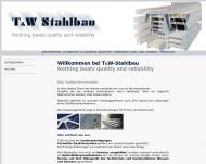 Bild T & W Stahlbau & Industriemontagen