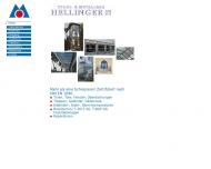 Bild Stahl- und Metallbau HellingerGmbH Schlosserei u. Reparat. Schlosserei u. Reparaturdienst