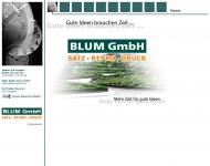 Bild Blum GmbH