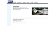 Bild Spoth Stahl- und Maschinenbau GmbH