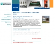 Bild Neumann Elektronik MS GmbH Notrufsysteme