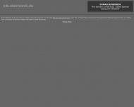 Bild Webseite ELB Elektronik Soyen