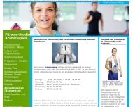 Website Fitnesstudio Arabellapark