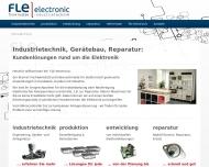 Bild FLE-Electronik, Frank Leisten