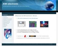 Bild KWI-Electronic Entwicklung u. Fertigung