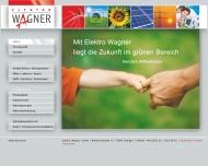 Bild Elektro Wagner GmbH