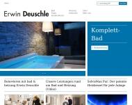 Bild Deuschle Erwin GmbH & Co Bad u. Heizung Badeinrichtungen Elektroinstallationen Sanitäre Anlagen