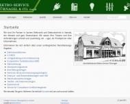 Bild Webseite  Tangerhütte