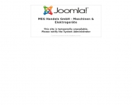 Bild MEG Maschinen & Elektrogeräte Handels GmbH