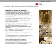 Website M�ritzer Fleisch- und Wurstwaren