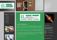 Bild Webseite Elektro Lausberg Troisdorf