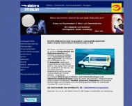 Elektro Stabler GmbH, Meisterbetrieb des Elektrohandwerkes