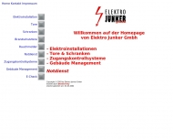 Bild Elektro Junker GmbH