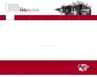Bild EMoTechnik GmbH & Co. KG , Bratke Michael
