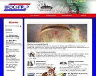 Bild Webseite Brochtrup Elektro Ascheberg