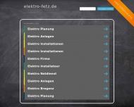 Bild Elektro-Installation Fetz Horst
