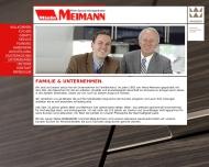 Website Meimann Stefan Küchen- und Hausgeräte