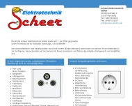Bild Scheer Elektrotechnik GmbH