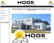 Bild Hoge Elektrotechnik Elektroinstallation