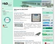 Bild HILO-TEST Elektrische Prüf- u. Meßtechnik GmbH