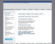 Bild Webseite Dutschke Zweirad-Center Bremen