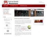 Website Fahrradstudio Büsselmann