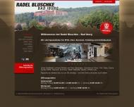 Bild Webseite  Bad Iburg