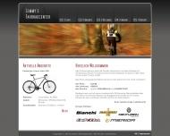 Bild Webseite Lemmy's Fahrradcenter Magdeburg