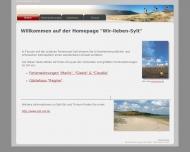 Bild Webseite Euteneuer Sylt-Ost