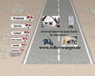 Bild Webseite Träger Thomas Rollerträger, ZweiradHdl. Magdeburg
