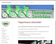 Bild Webseite Tippenhauer Blomberg