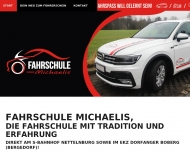 Bild Webseite Fahrschule Bernd Klinke Hamburg