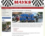 Bild Webseite Fahrschule Daske Inh. Mayk Willhöft Hamburg