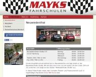 Website Fahrschule Daske Inh. Mayk Willhöft