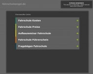 Bild Webseite Fahrschule Die Engel Inh. St. Warnke Hamburg